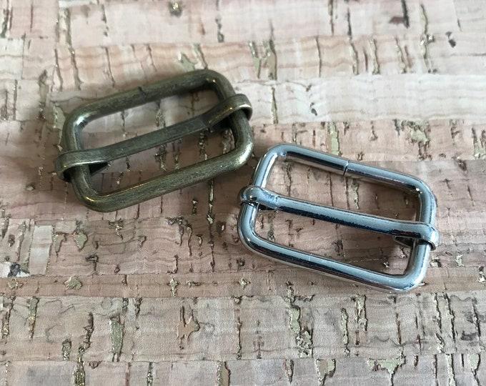 Strap Slide - Tri Glide - Adjustable Strap Slide - 1-Inch Wide