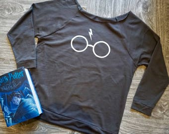 Harry Potter Glasses Shirt/Sweater