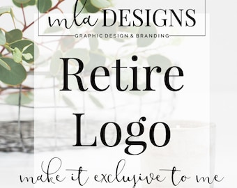 Retire My Logo ~ Add On