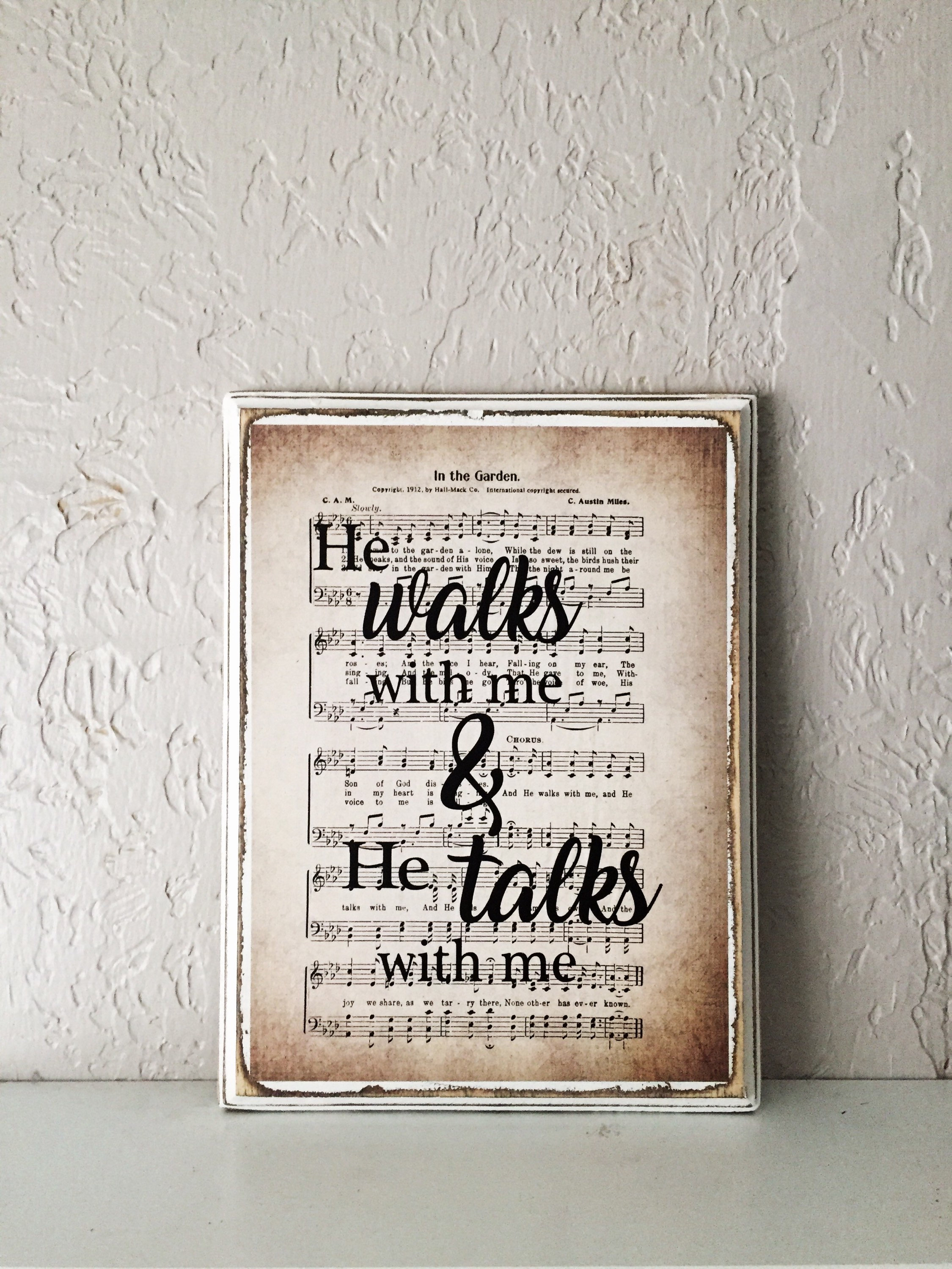 Faith Wall Art Faith Wall Decor Christian Faith Faith