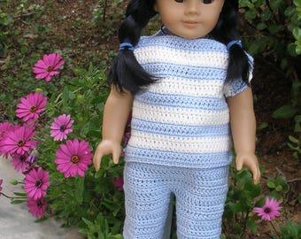 Easy Crochet for Spring Doll Pattern