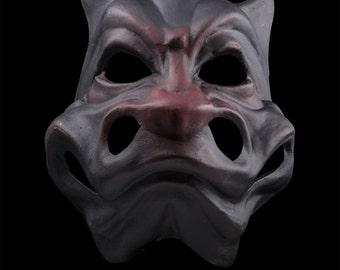 Venetian Mask | Black Dog
