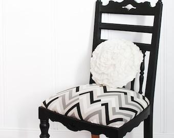 Chair Vintage Zigzag