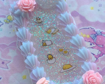 iPhone 7/7s/8/8s Decoden Phone Case Whip Border Kawaii Pastel Milk READY TO SHIP