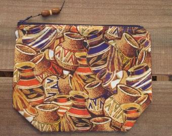 Baskets Zipper Bag
