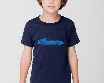 KillerBeeMoto: Limited Release Vintage Italian Engineered Sports Car Short & Long Sleeve Shirt Cartoon Style
