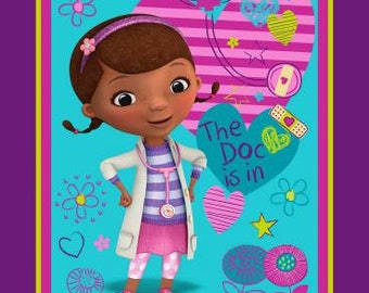 Disney Doc McStuffins The Doc Wall  hanging