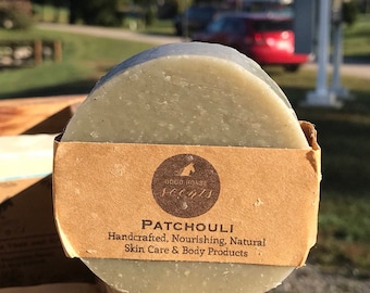 Patchouli Handcrafted Soap