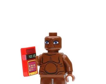 E.T. - Custom Minifigure