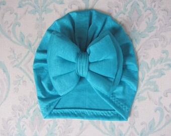 Cayman Blue Turban