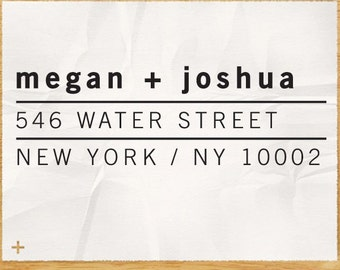 custom ADDRESS STAMP with proof from USA, Eco Friendly Self-Inking stamp, rsvp address stamp, custom stamp, custom address stamp, stamper 17