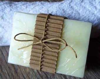 All Natural Cedarwood Goat's Milk Soap