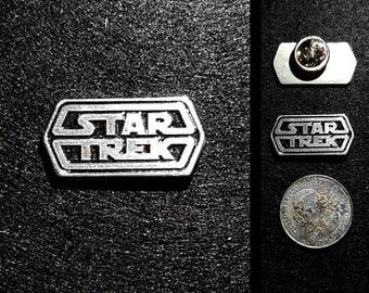 Trek Wars Lapel Pin or Magnet