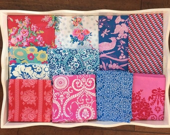 Jennifer Paganelli Hotel Frederiksted Quilt made to order 2 Color Schemes