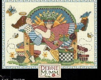 Dimensions Sunny Day Angel Counted Cross Stitch Kit