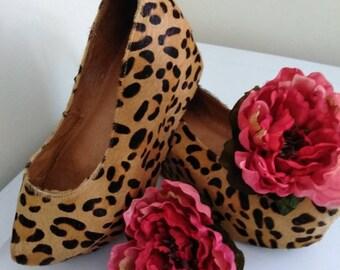 Pink peony shoe clips