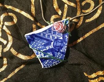 China Rose Shard