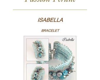 Pattern bracelet ISABELLA