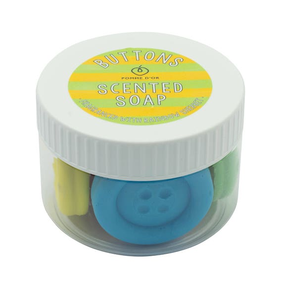 Soap Buttons - kind to sensitive skin