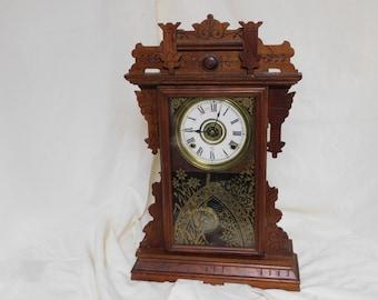 1800s Seth Thomas Clock Company Clock
