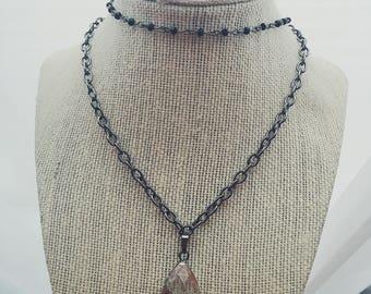 Chain Crystal Drop