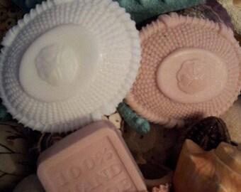 Nantucket Basket Soap,Coastal Soap,Sanddollar soap,Nautical Soap,Handmade,