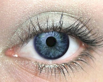 Green Grey, Eyeshadow, MOSS, Mineral Eye Color, Moss Eyeshadow, Green Grey Eye, Vegan Shadow, Cruelty Free Make Up