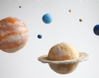 Planets of the Solar System Felt making Kit - DIY Craft Kit