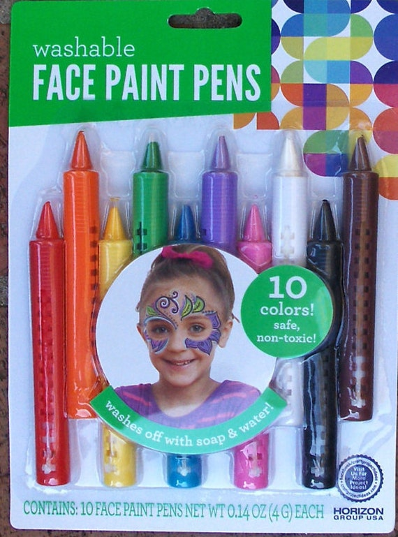 Is It Safe To Put Paint On Your Face