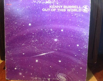 Kenny Burrell - Out Of This World - Vinyl