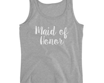 Maid of Honor Tank-top
