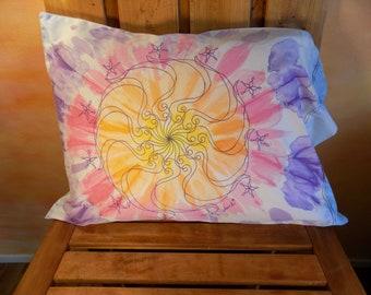 Dream of stars 1 pillow cover