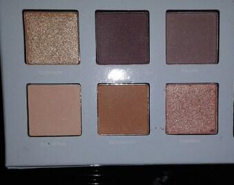 Variety Multi-Frosts Eyeshadows