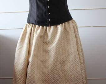 Long Skirt Hand Made Goddess Size Steampunk Plus Size 18 20 22 24 Pagan Hippy