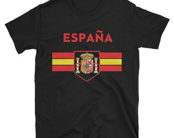 Spain World Cup Shirt España