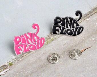 Pink Floyd Metal Enamel Clutch Hat Backpack Flair Vest Pin