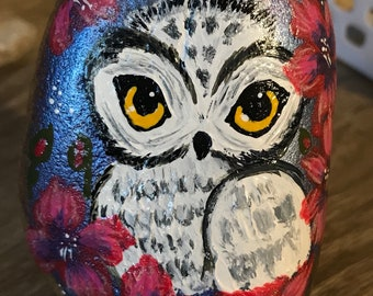 Whimsical Owl