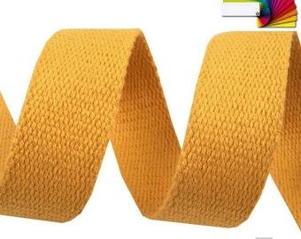 Cotton Webbing width 30 mm
