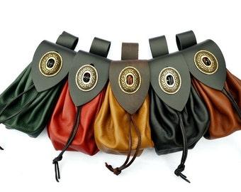 Medieval Bag-Pouch - [01 C2]