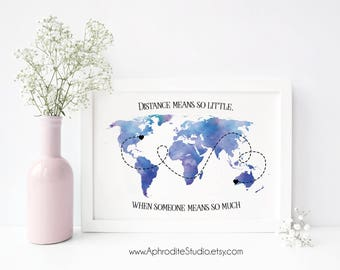 Best friend moving etsy best friend long distance print moving away gift graduation gift moving long distance negle Choice Image