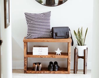 Shoe Rack / Console Table / Entryway Table