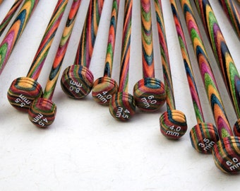 Knit Pro Symfonie Single Pointed Needles-Set 25-30-35cm