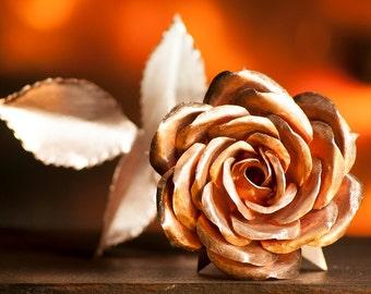 Engraving for Copper Rose