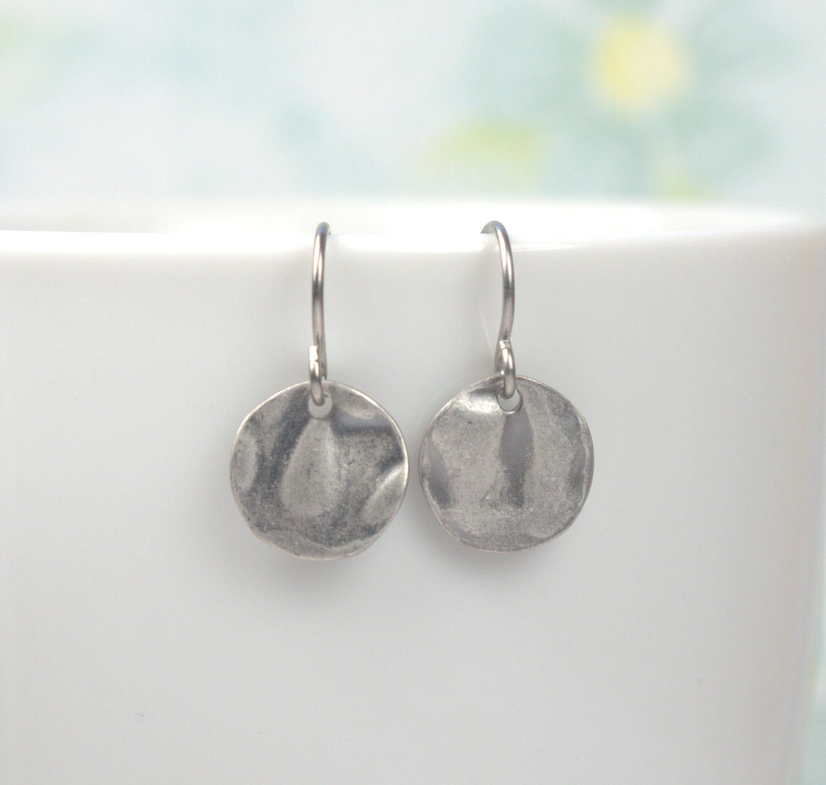 dangle silver boho vintage hollow bohemian itm antique hook flowers earrings women
