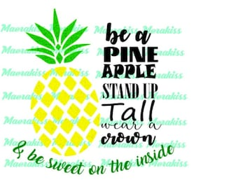 Be a pineapple svg file ,png,eps,pdf