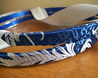 Something Blue--Ready-to-Ship Orthodox Wedding Crowns