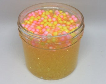 Sour pink lemonade crunch (scented)