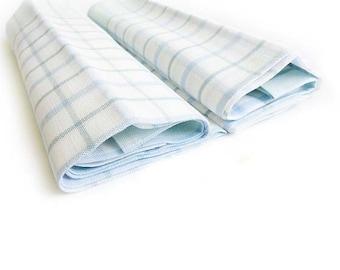 2 Linen towels, kitchen towels, dish towels, tea towels, home accessory, gift idea, natural gift