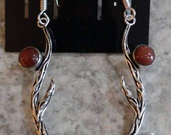 Sandstone Branch Earrings