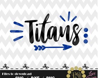 Titans svg,png,dxf,cricut,silhouette,college,jersey,shirt,proud,cut,university,football,arrow,disney,decal,dallas,tennessee,nashville,svg